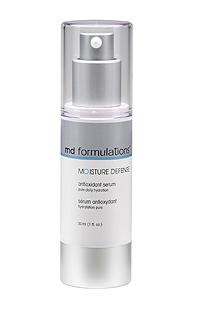 md moisture defense antioxidant creme